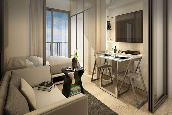 Ideo-Q-Chula-Samyan-Bangoko-condo-1-bedroom-for-sale-2
