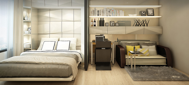 Ideo-Q-Chula-Samyan-Bangoko-condo-1-bedroom-for-sale-photo-2