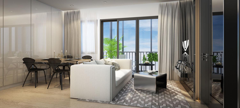 Ideo-Q-Chula-Samyan-Bangoko-condo-2-bedroom-for-sale-photo-1